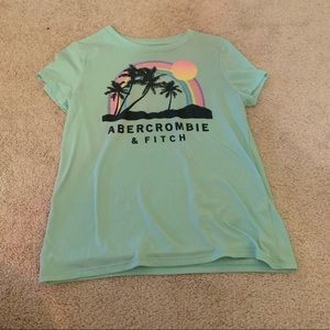 Girls Abercrombie shirt